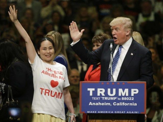 minority- trump
