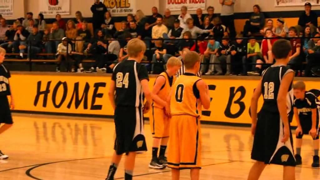 hazel and leonard - basketball