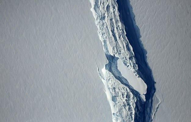 glacier-rift