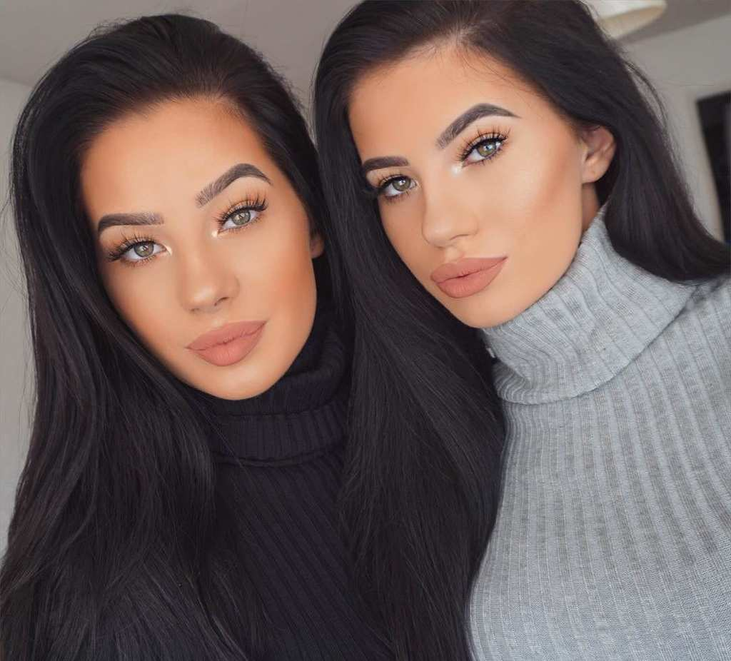 Twins slam around