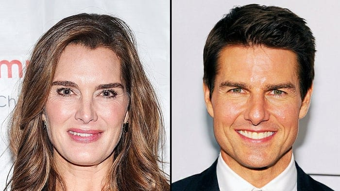 brooke shields - tom cruise