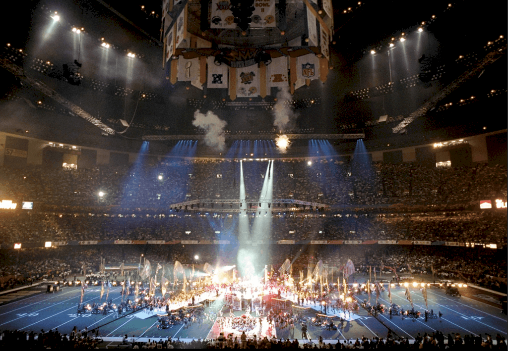 31-AP Super Bowl XXXI