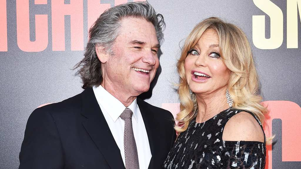 Kurt Russell and Goldie Hawn Make Unexpected Announcement