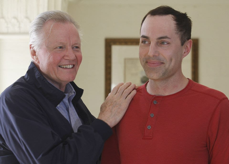 Voight and his son