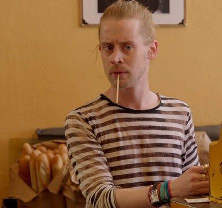 striped shirt macaulay culkin