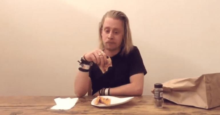 Macaulay-Culkin-Eating-a-Slice-of-Pizza