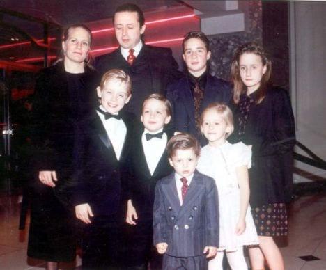 culkin family