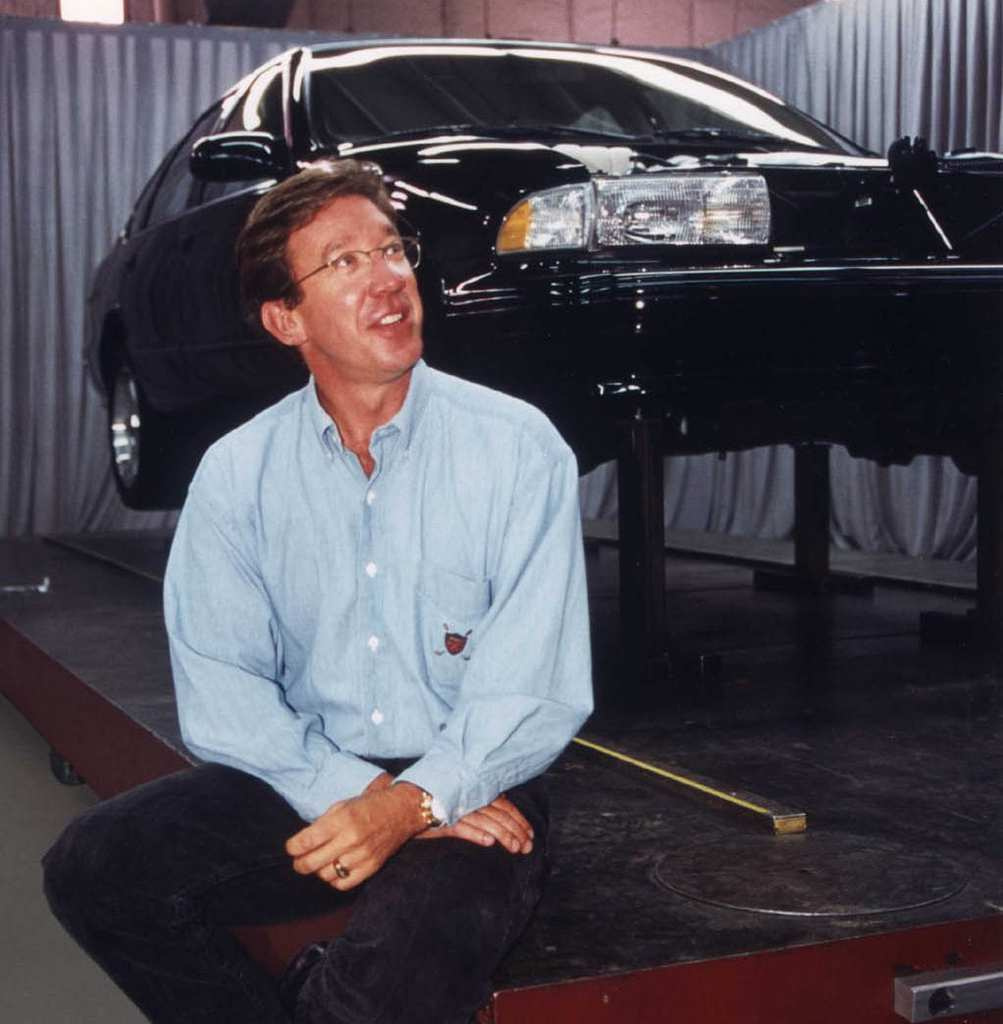 Tim Allen Cars >> Tim Allen S Complicated Career And Family Mishaps