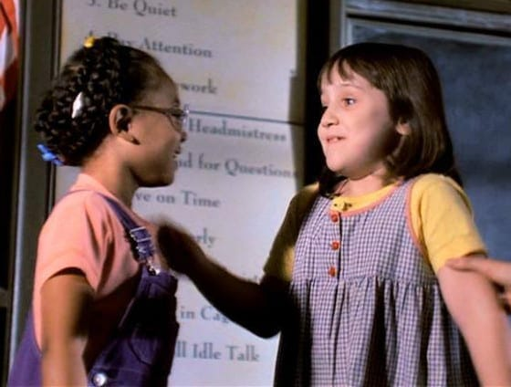 The Girl From Matilda Recalls What Danny DeVito Did For Her