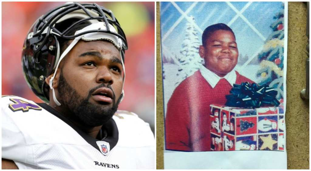 michael oher and the real story of the blind side  ninjajournalist rough childhood