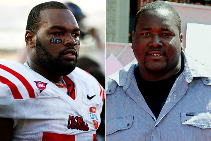michael oher and the real story of the blind side  badmouthing the film