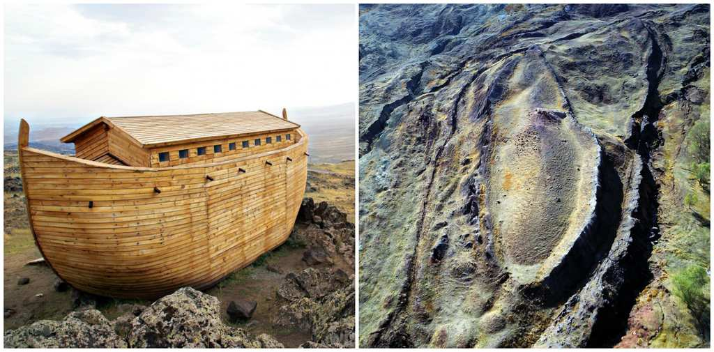 Scientists Believe They Know The Location Noah's Ark Made ...