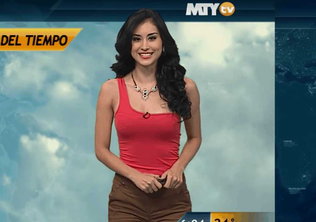 These Weather Girls Faced A Storm On Air | NinjaJournalist