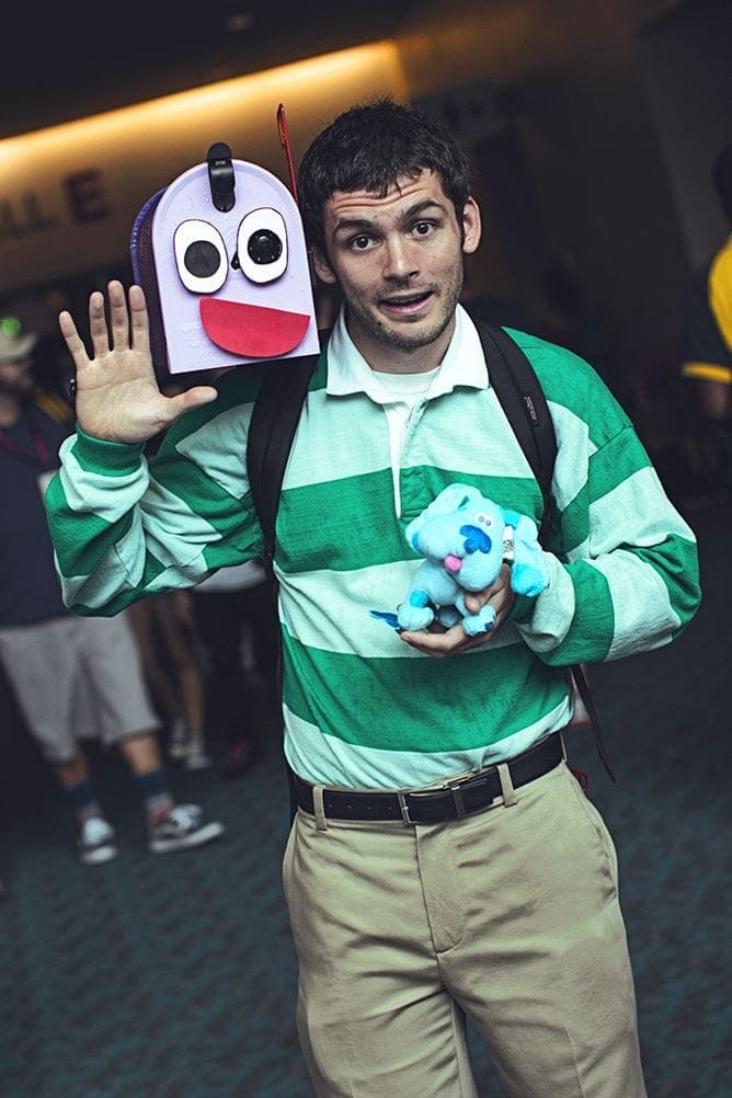 Comic Con Cosplay Ideas For Guys
