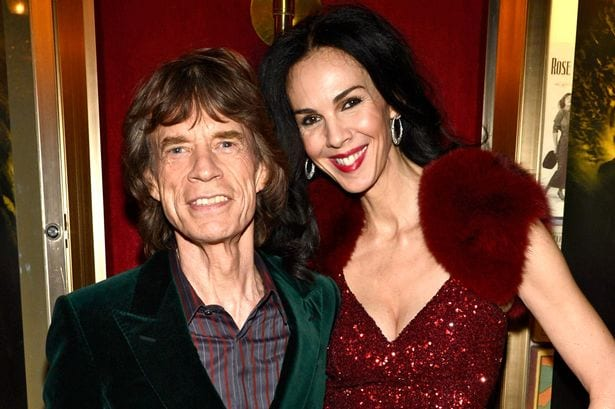 Jaggers wife mick Inside Mick