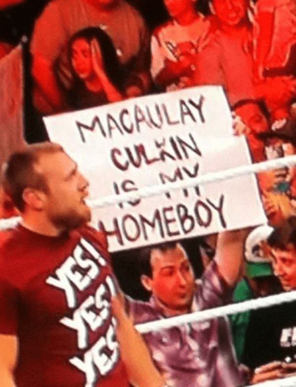 These Hilarious WWE Fan Signs Will Have You Crying With