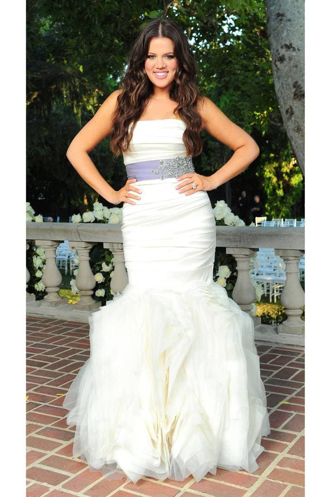 7ff4da404b The Most Gorgeous Celebrity Wedding Dresses We Can t Get Enough Of ...