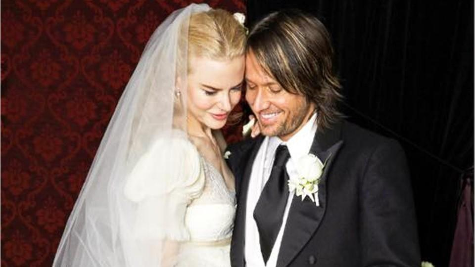 Nicole Kidman Keith Urban Wedding: Keith Urban And Nicole Kidman Reveal The Secret To Their