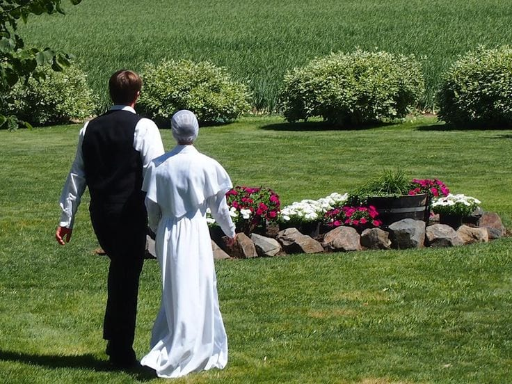 amish marriage rules