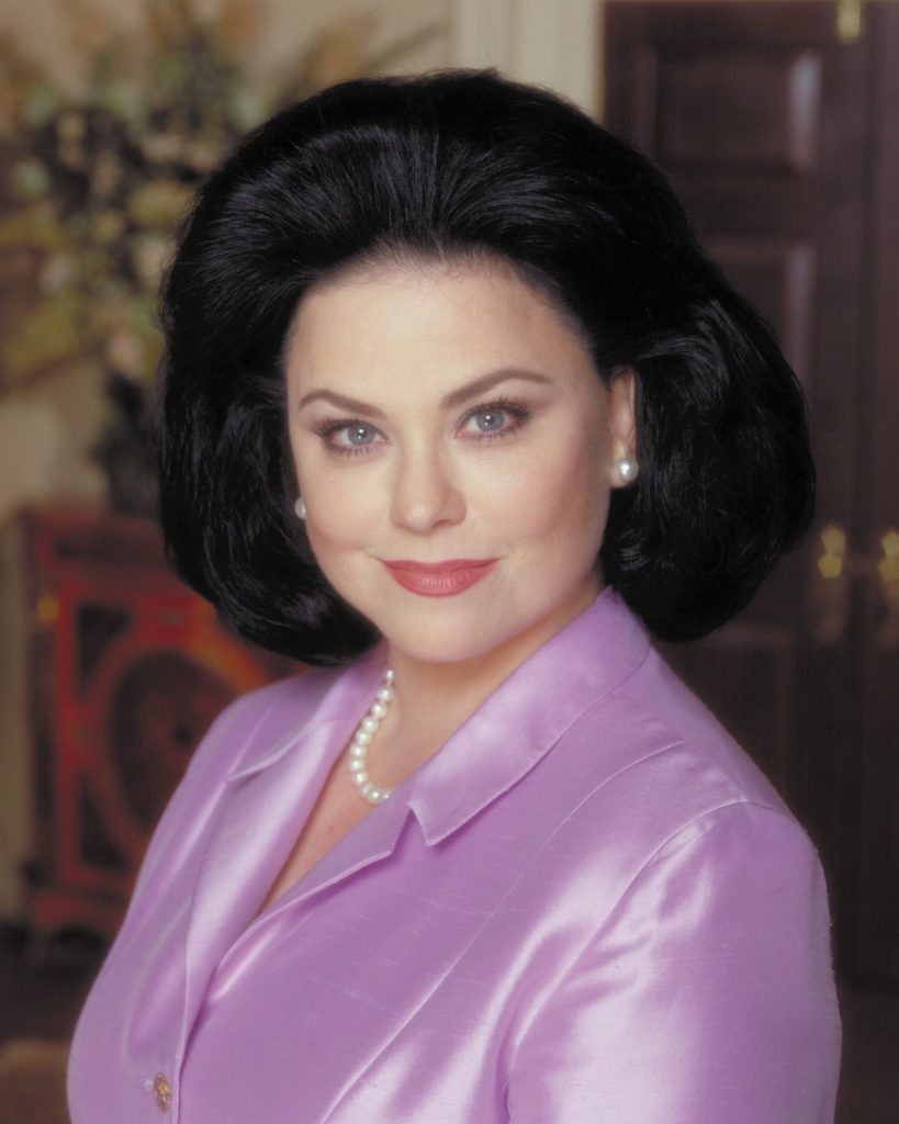 Delta Burke And Gerald Mcraneys 27 Year Marriage Has Stood The Test