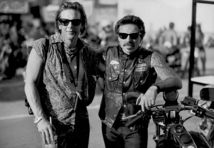 An Insider's Look Into The Infamous Hells Angels Motorcycle