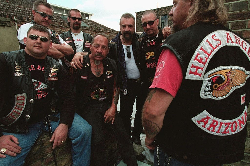 The Story Behind The Hells Angels Motorcycle Club