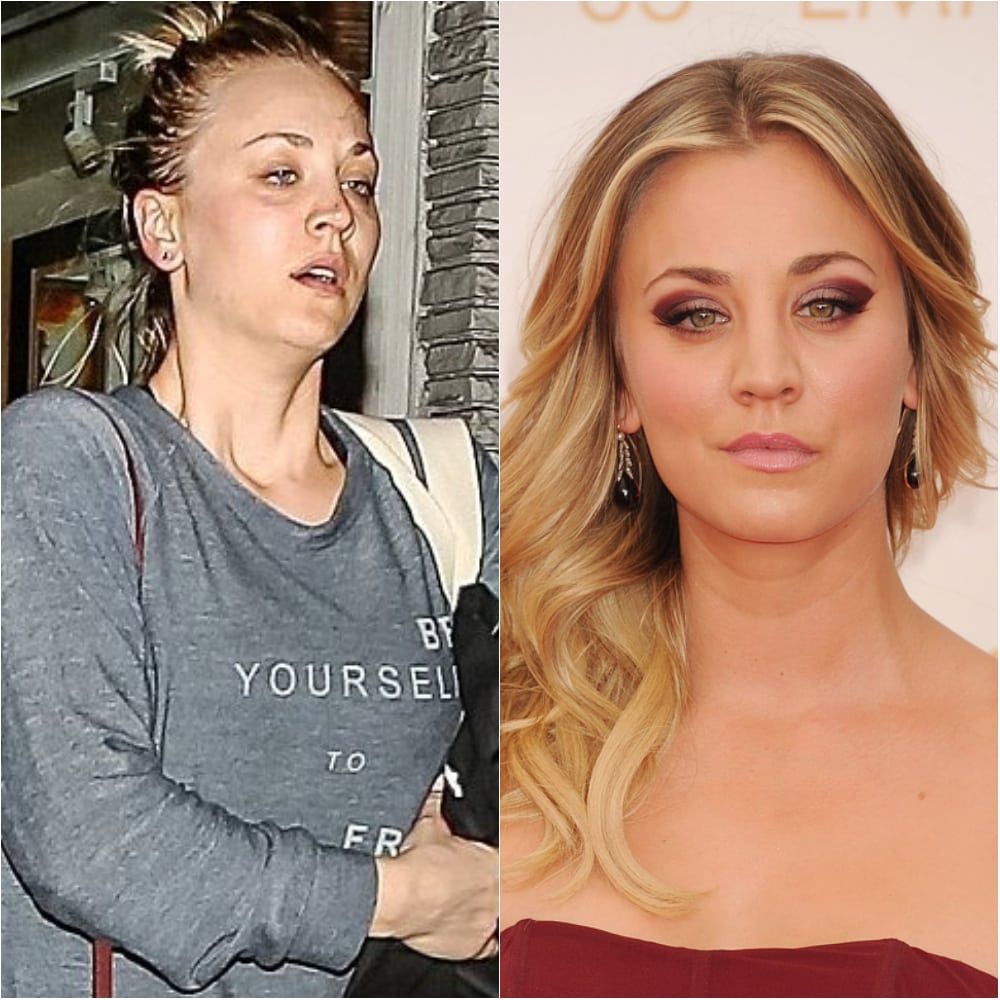 How These Celebs Look Without Makeup On Left Us Speechless