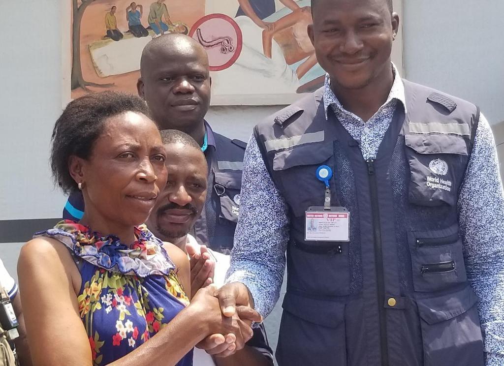 Last Ebola Patient