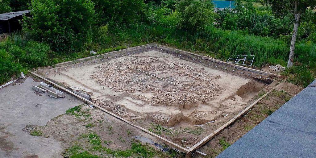 The Kostenki 11 site