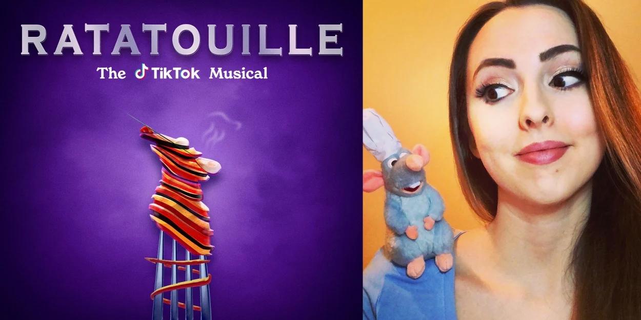 Ratatouille's TikTok musical poster