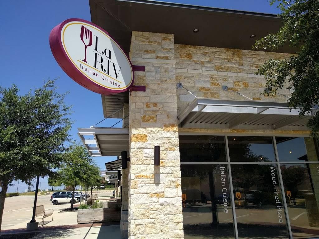 The La Riv Restaurant In Central Texas