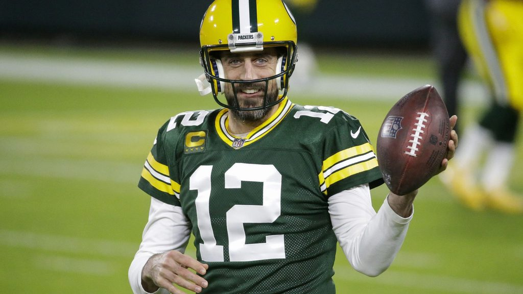 Green Bay quarterback, Aaron Rodgers, donated $1 million to small businesses in Chico, California.